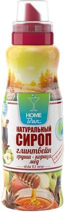 Home Bar Груша-Корица-Мед 0.5 л SotMarket.ru 200.000