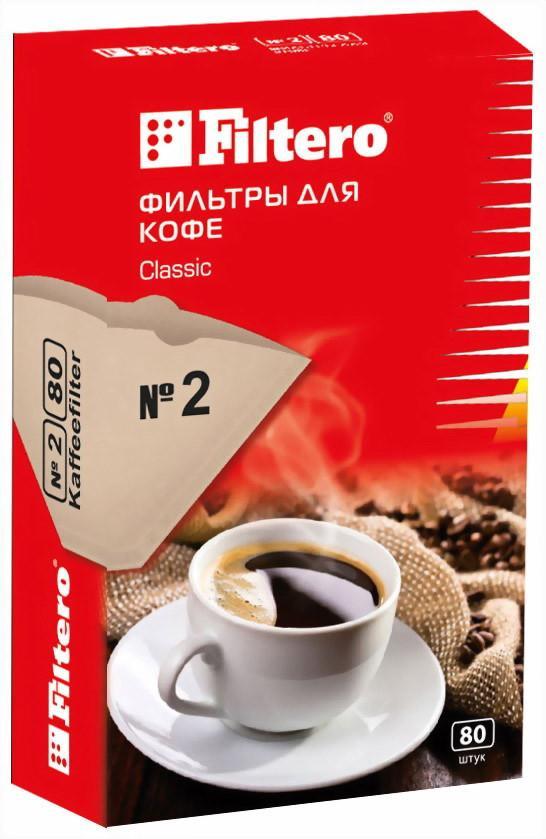 Фильтры Filtero Premium №4 80 штук SotMarket.ru 170.000
