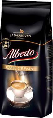 Зерно J.J.Darboven Alberto Caffe Crema SotMarket.ru 1790.000