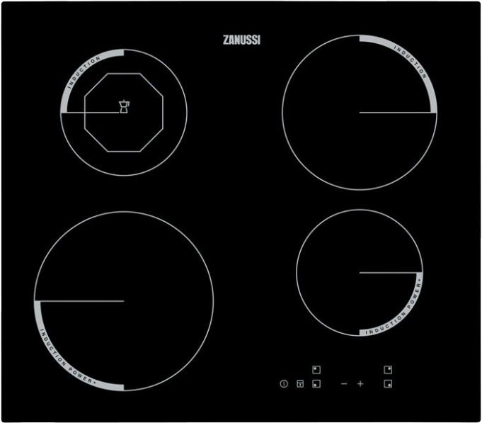 Встраиваемая варочная панель Zanussi ZEI 5680 FB SotMarket.ru 17300.000