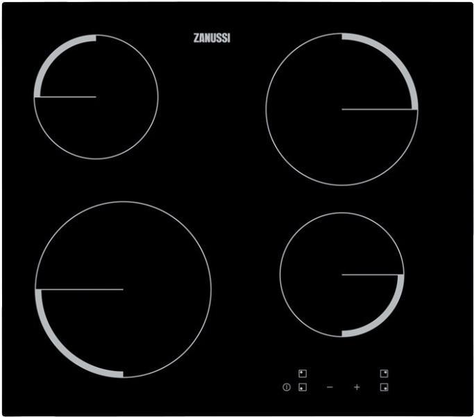 Встраиваемая варочная панель Zanussi ZEV56240FA SotMarket.ru 14630.000