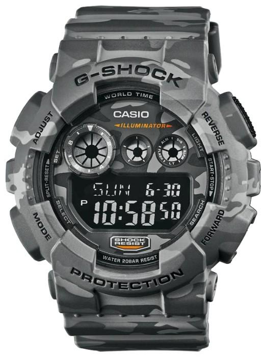 Casio G-Shock GD-120CM-8E SotMarket.ru 7790.000