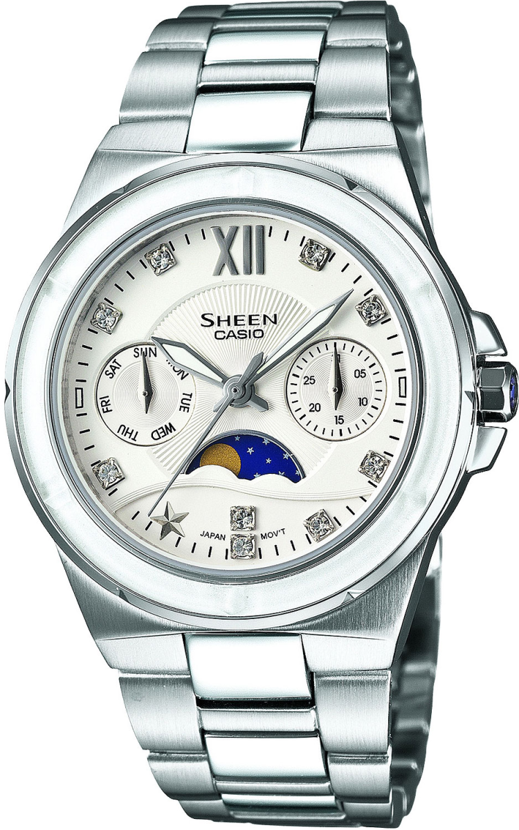 Casio Sheen SHE-3500D-7A SotMarket.ru 13880.000