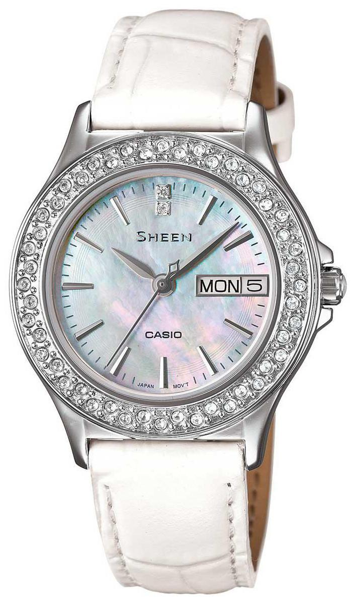 Casio Sheen SHE-4800L-7A SotMarket.ru 5690.000