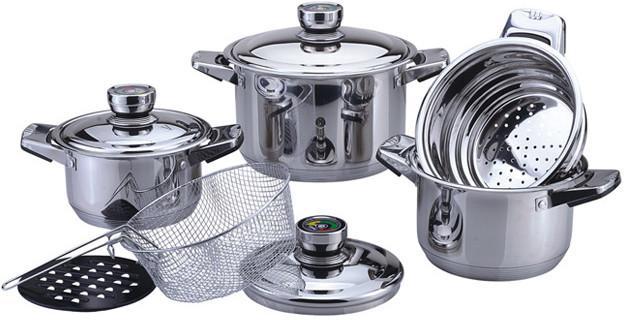 Набор посуды Bekker DeLuxe BK-2865 SotMarket.ru 3170.000