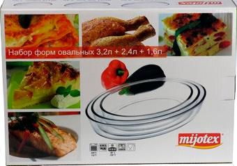 Формы Mijotex PL10-11-12 SotMarket.ru 1290.000