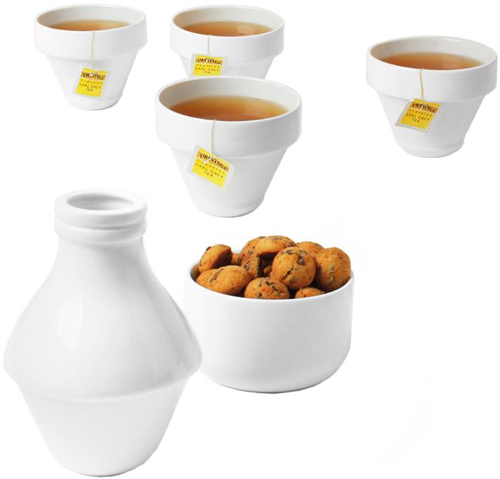 Чайный сервиз DOIY DHDKWMK SotMarket.ru 1690.000
