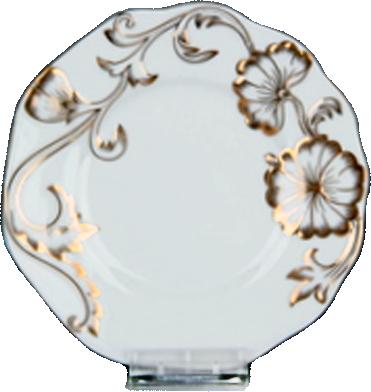 Набор тарелок Korall Золотой цветок VGF-10 SotMarket.ru 1560.000