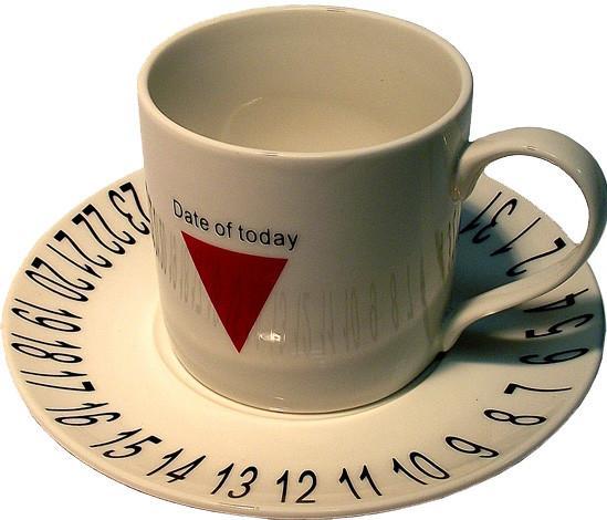 Чашка Эврика Календарь 93226 SotMarket.ru 210.000