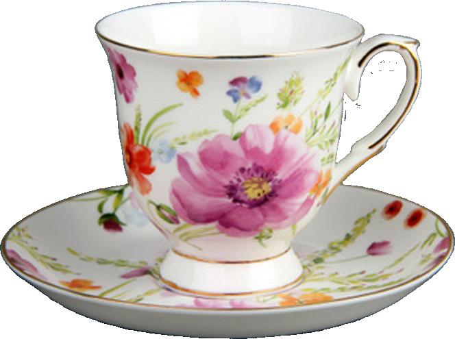 Чашка Korall Акварель VAQ2 SotMarket.ru 1140.000