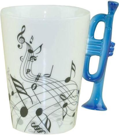 Кружка Эврика Музыкальные инструменты 4