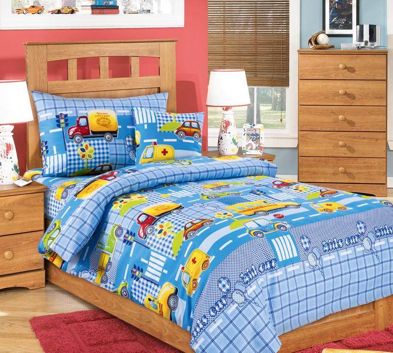 Детский комплект Бамбино Машинки 7106А192831 SotMarket.ru 1110.000