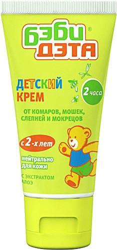 Химик БЭБИ-ДЭТА От комаров 50 мл SotMarket.ru 150.000