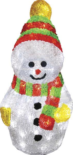 NEON-NIGHT Снеговик с шарфом 513-275 SotMarket.ru 2690.000