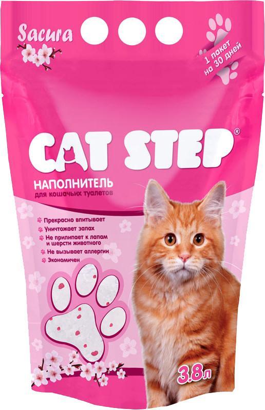 Наполнитель Cat Step Сакура НК-011 SotMarket.ru 550.000