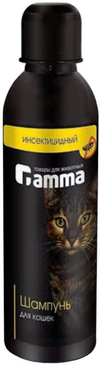 Шампунь ГАММА Инсектицидный для кошек SotMarket.ru 140.000