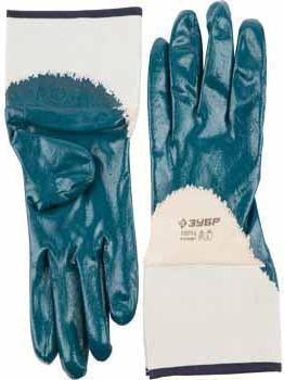 Рабочие перчатки ЗУБР 11271-L SotMarket.ru 190.000