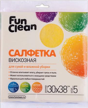 Салфетка Акцент Fun Clean 6806 SotMarket.ru 130.000