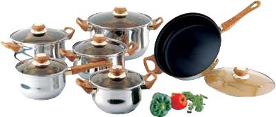 Набор посуды Bekker Classic BK-226 SotMarket.ru 1930.000