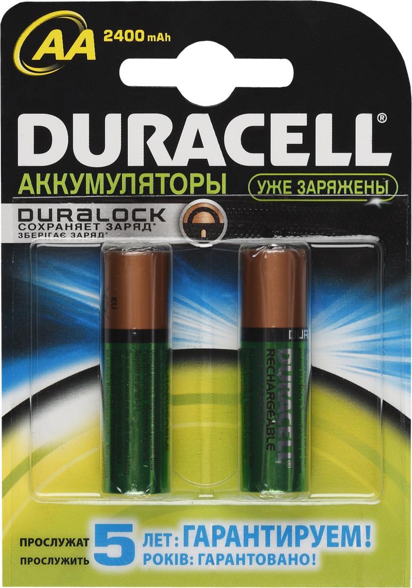 Аккумулятор Duracell HR6-2BL 2400 mAh SotMarket.ru 540.000