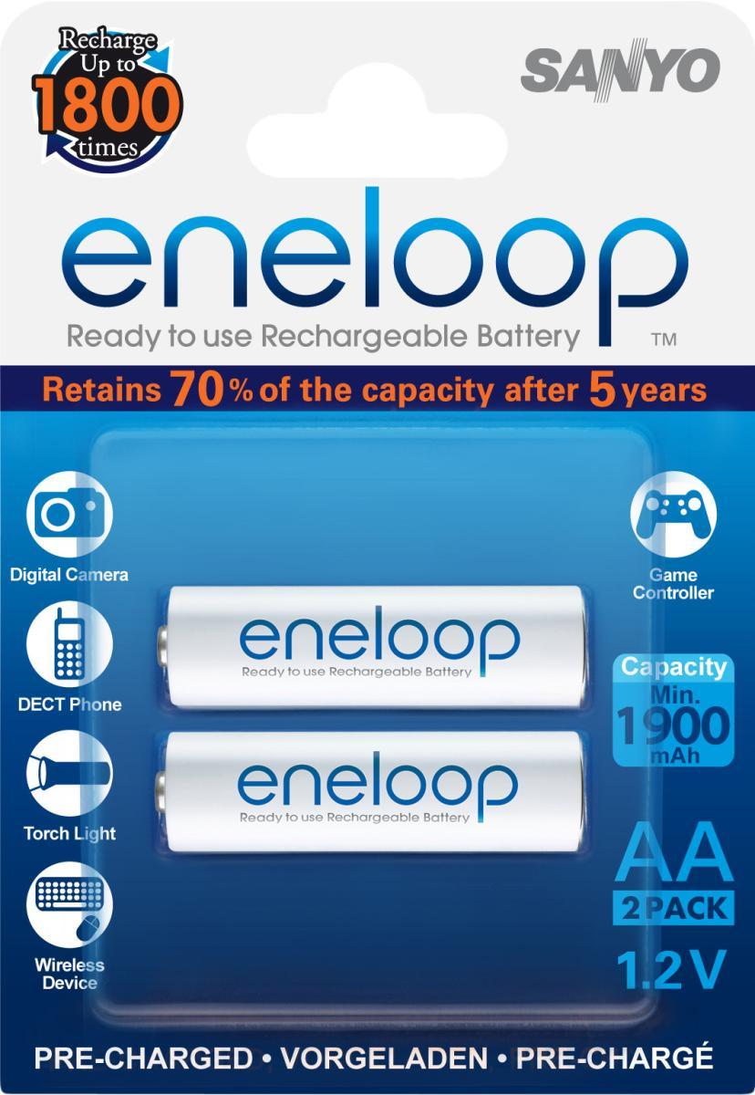 Аккумулятор Sanyo Eneloop HR-3UTGB-2BP SotMarket.ru 460.000