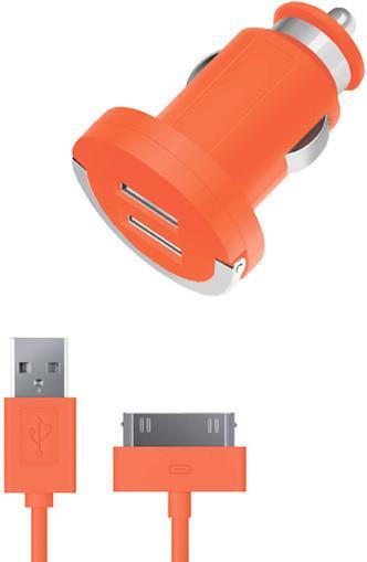 Универсальное автомобильное зарядное устройство Deppa Ultra Colors 11272 SotMarket.ru 690.000