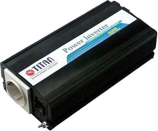 Инвертор питания Titan HW-600E6 12/230V 600W SotMarket.ru 3490.000