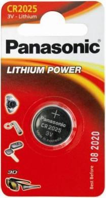 Батарейка Panasonic CR2025EL SotMarket.ru 180.000