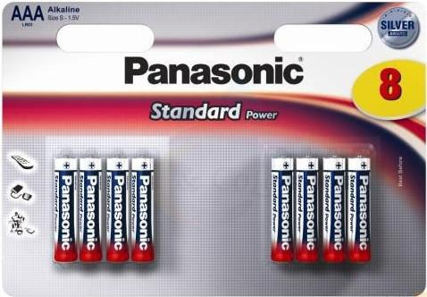 Батарейки Panasonic LR03RES/8BW SotMarket.ru 290.000