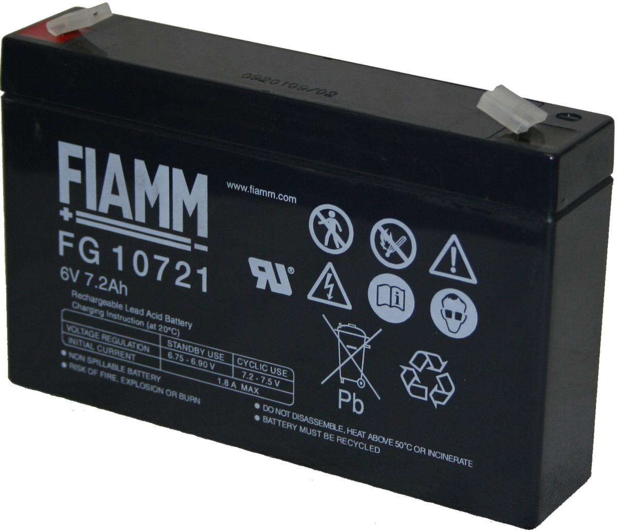 Аккумулятор FIAMM FG 10721 SotMarket.ru 1230.000
