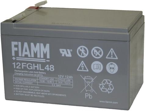 Аккумулятор FIAMM 12FGHL48 SotMarket.ru 1970.000