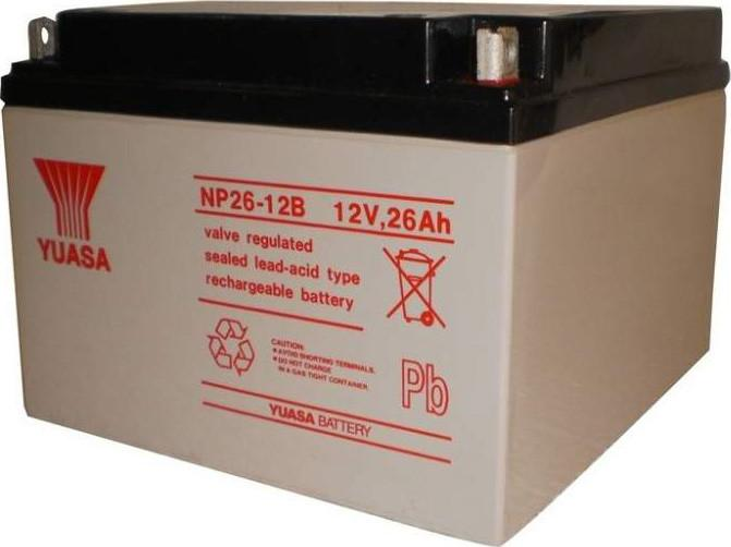 Батарея Yuasa NP26-12 SotMarket.ru 3040.000