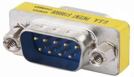 Переходник DB9 RS-232 KRAMER AD-D9M SotMarket.ru 123.000