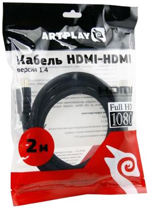 Мультимедийный HDMI кабель для Sony PlayStation 3 Artplays ACPS3166 SotMarket.ru 450.000
