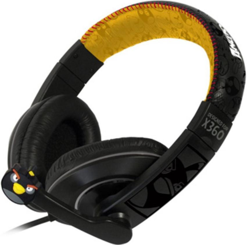 Наушники для Microsoft Xbox 360 Angry Birds Adult Gamer Headset SotMarket.ru 1650.000