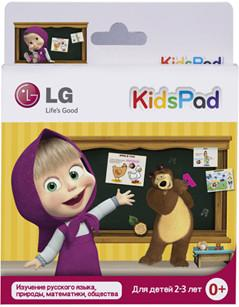 Картридж для LG KidsPad ET720 Маша и Медведь ETT3159R SotMarket.ru 710.000