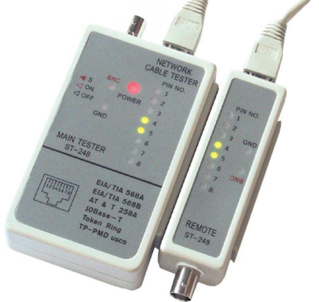 Тестер кабеля Gembird NCT-1/ST-248/45/XT-248 SotMarket.ru 570.000