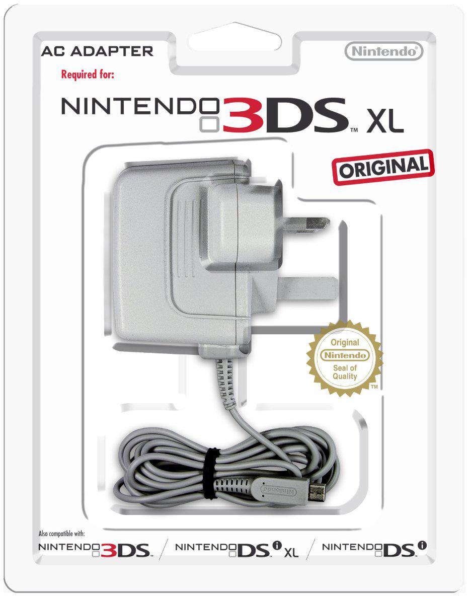 Зарядное устройство для Nintendo 3DS Power Supply 2210066 SotMarket.ru 1130.000