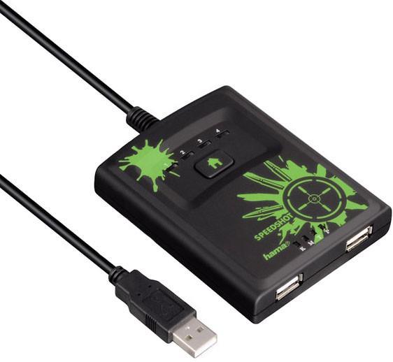 Переключатель для Microsoft Xbox 360 HAMA Speedshot Lite SotMarket.ru 1890.000