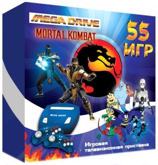 Sega Mega Drive Mortal Kombat 55 in 1 SotMarket.ru 990.000
