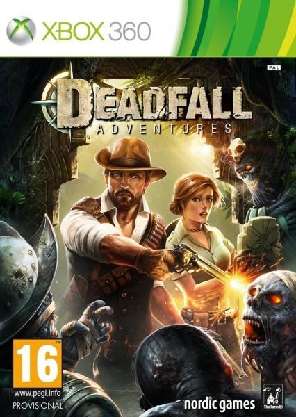 Deadfall Adventures Standard Edition 2013 Xbox 360 SotMarket.ru 2050.000