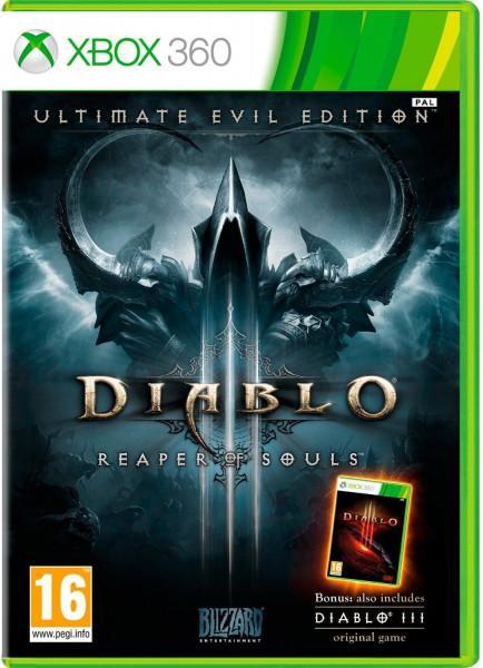 Diablo III: Reaper of Souls. Ultimate Evil Edition 2014 Xbox 360