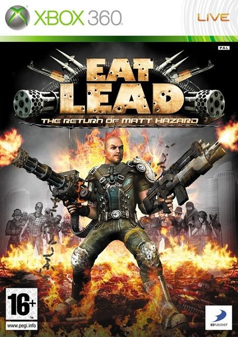 Eat Lead: The Return of Matt Hazard 2009 Xbox 360