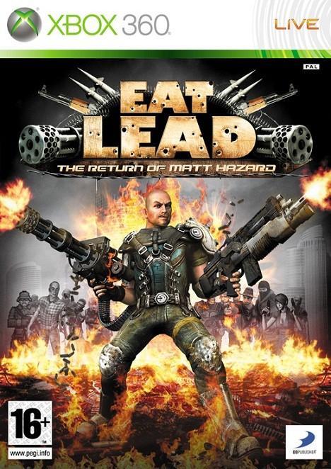 Eat Lead: The Return of Matt Hazard 2009 Xbox 360 SotMarket.ru