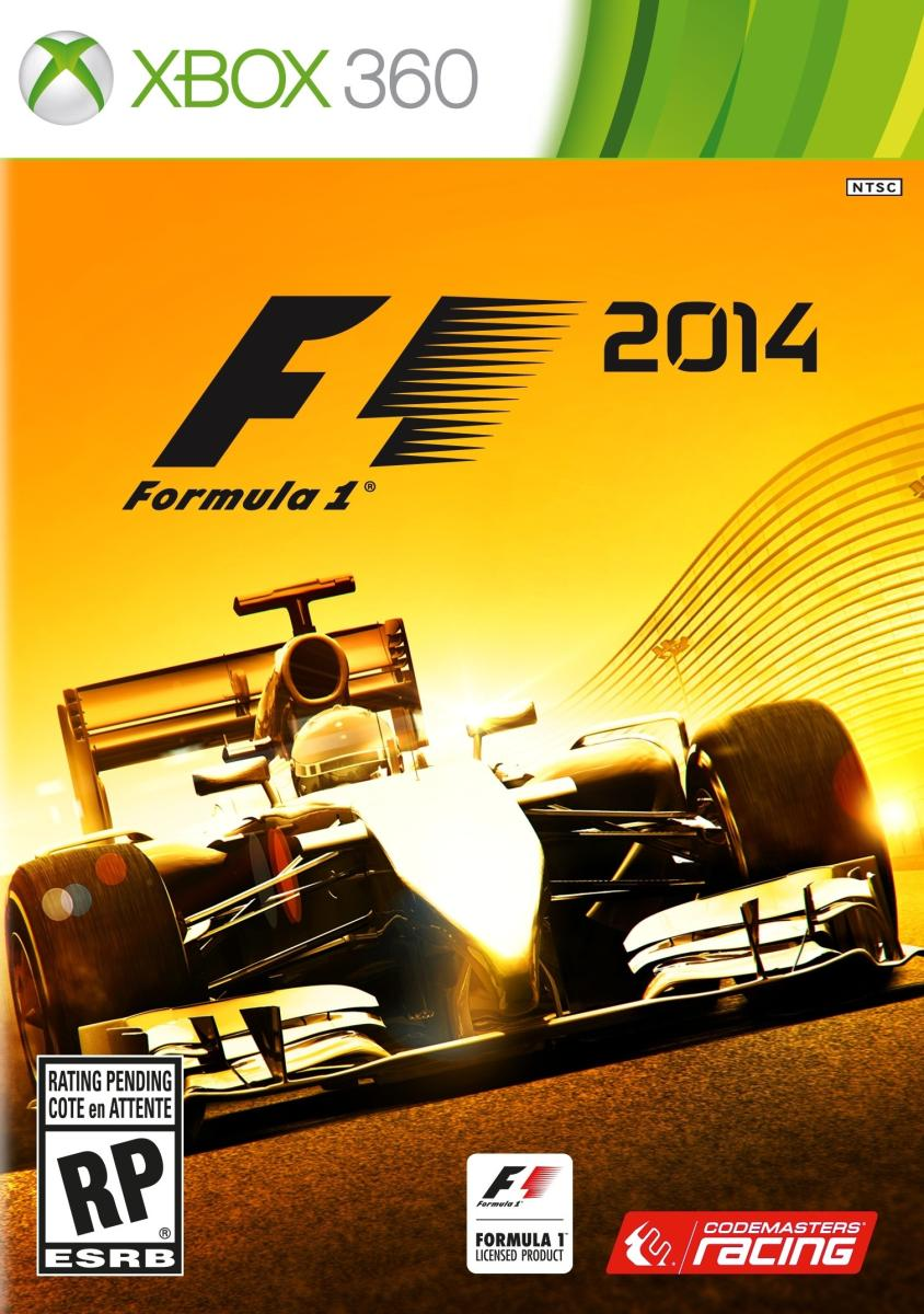 Formula 1 2014 Xbox 360 SotMarket.ru