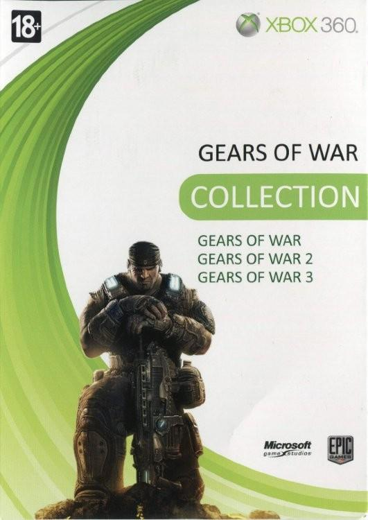 Gears of War: Collection 2014 Xbox 360