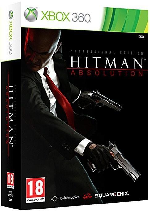 Hitman Absolution. Professional Edition 2012 Xbox 360 SotMarket.ru 1800.000