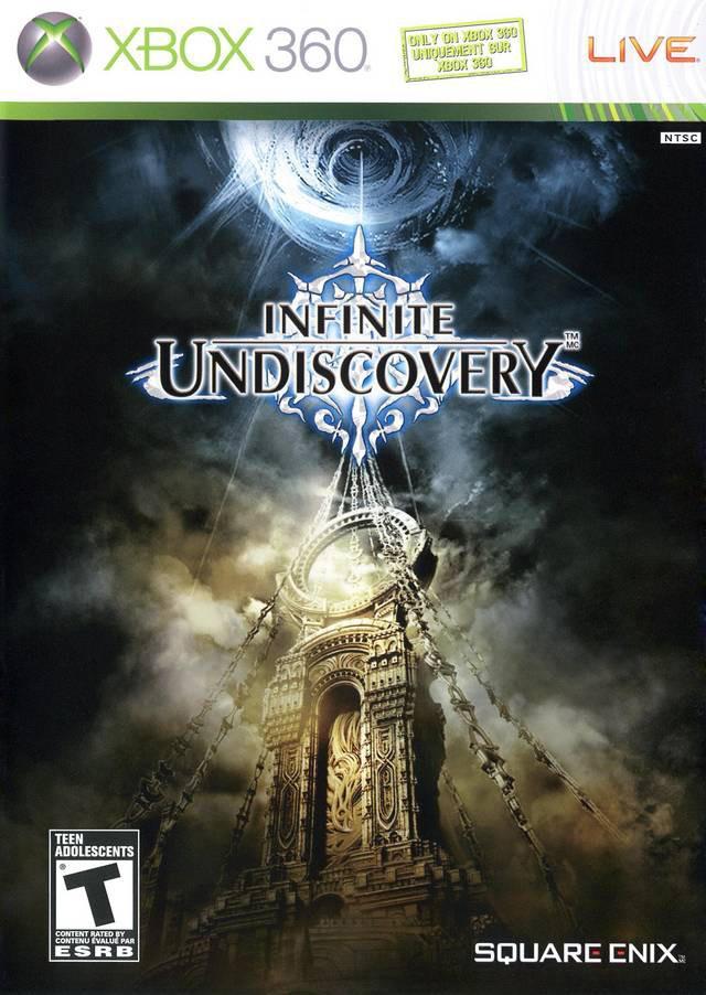Infinite Undiscovery 2008 Xbox 360