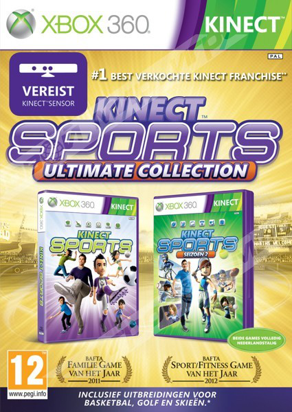 Kinect Sports Ultimate 2012 Xbox 360 SotMarket.ru