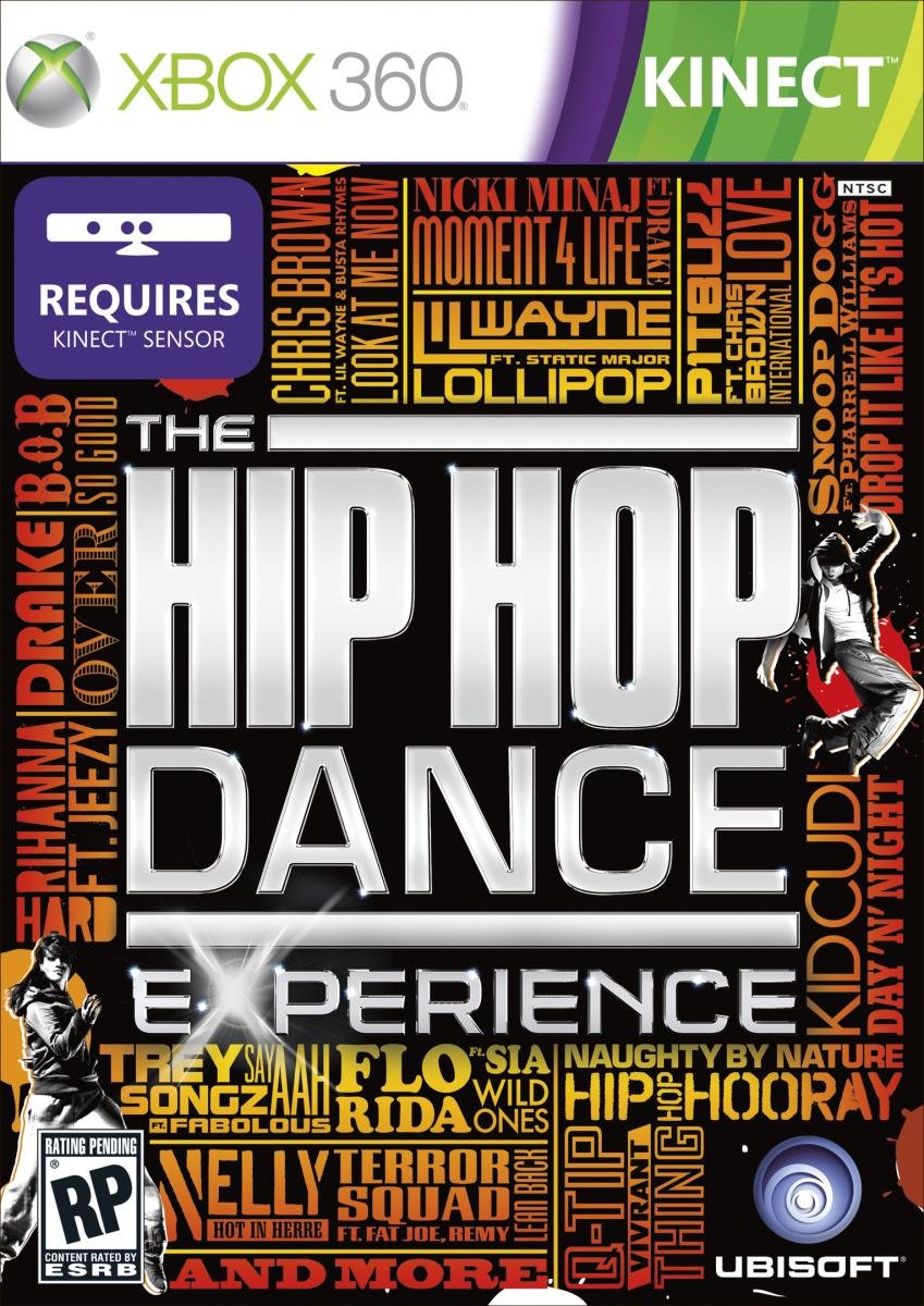 The Hip Hop Dance Experience 2012 Xbox 360